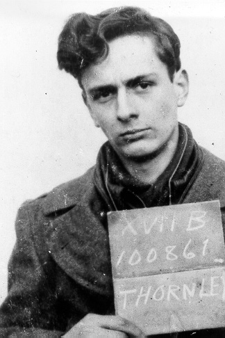 Howard Thornley Prisoner of War Photo